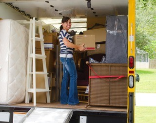 Removals van hire Bremen