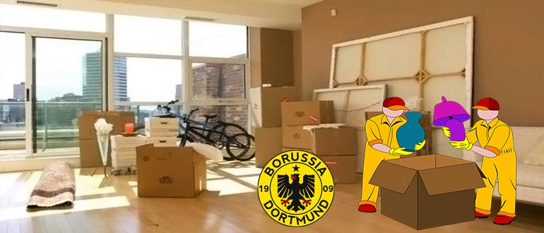 Removals to Dortmund