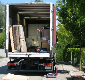 Removal companies Essen