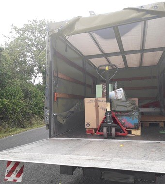 Removals to Hanover